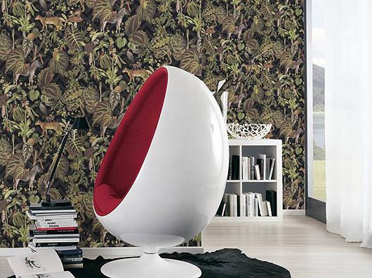 Michalsky Living, Non Woven Wallpaper 379901