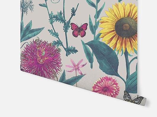 Summer Floral Garden 676204