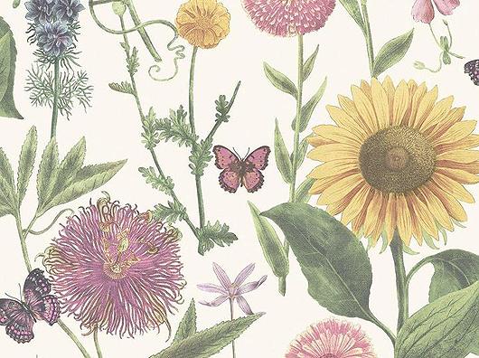 Summer Floral Garden 676205