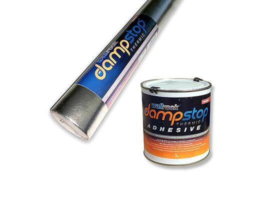 Wallrock Dampstop Thermic Plus Adhesive