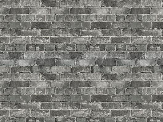 Durham Brick Grey, Grandeco Life A52403