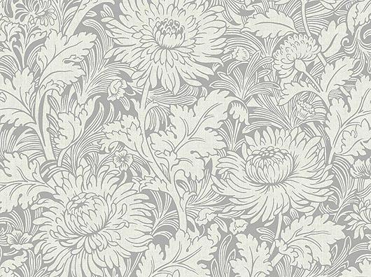 Sandringham Silver Traditional Floral FD42530